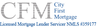 City First Mortgage logo